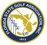 Florida State Golf Association Logo