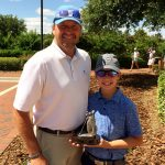 National Adult-Junior Championship Gross Runner up: Clayton and Carson Brewer